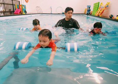Little Splashes Aquatics - Kids Swimming Lesson